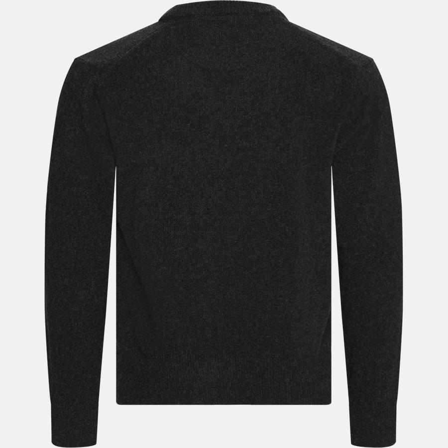 TRIESTE - Knitwear - Regular - CHARCOAL MEL. - 2